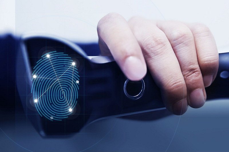 Hyundai fingerprint technology feature