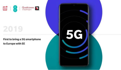 OnePlus to launch first 5G smartphone