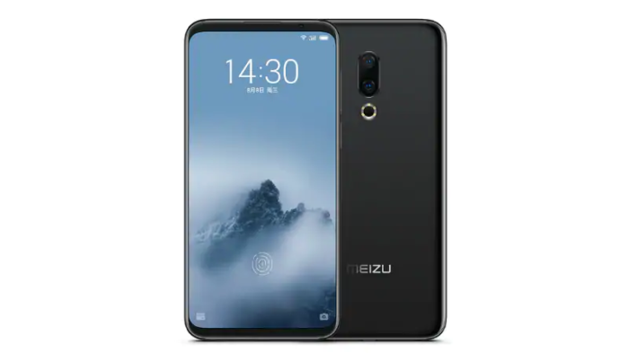 Meizu 16th price in India
