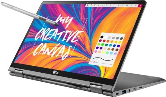 LG Gram 2-in-1 and Gram 17 Laptop
