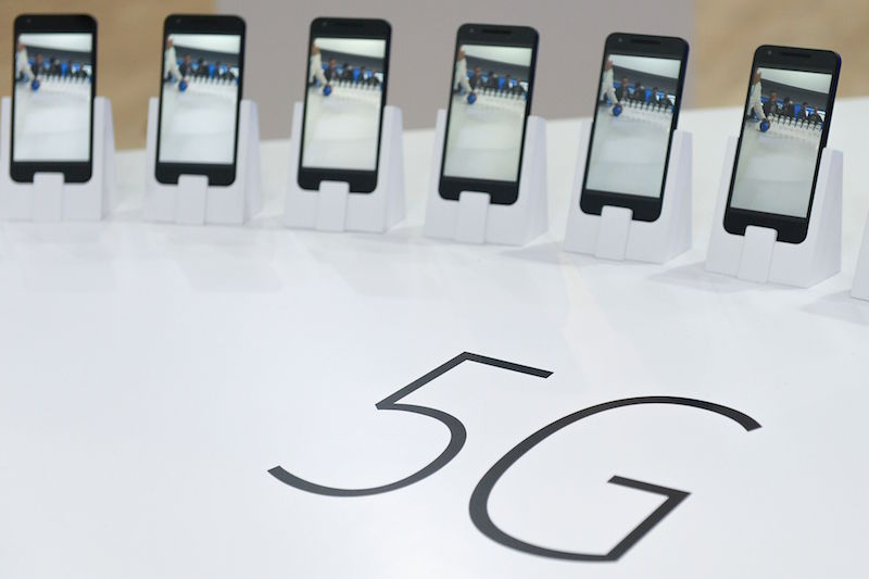 5G thinking tech