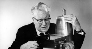 chester-carlson photocopier - Tech History Today
