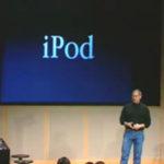 steve-jobs-2001-ipod-release - Tech History Today