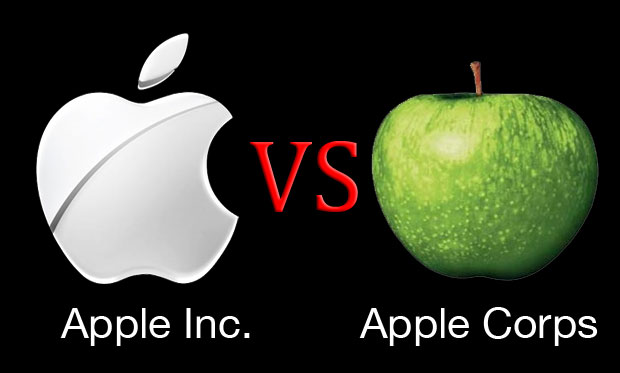 apple vs apple - Tech History Today