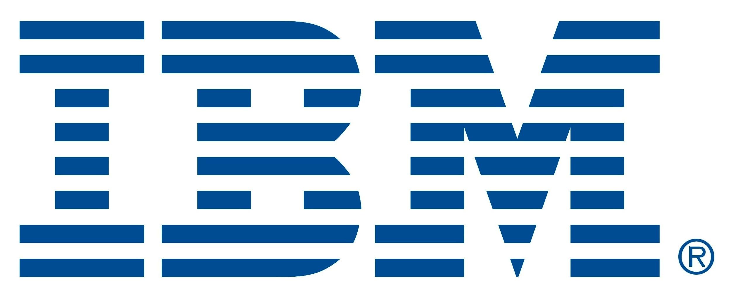 IBM logo - Tech History Today