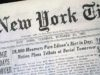 Edison Dies NYT - Tech History Today