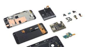 iFixit Pixel Teardown - Thinking Tech
