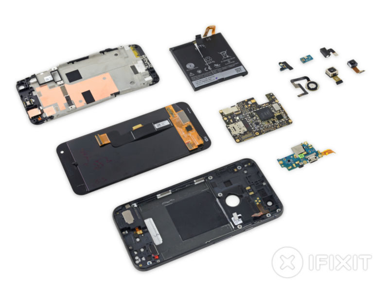 iFixit Pixel Teardown - Thinking Tech