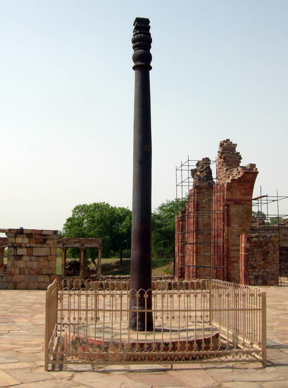 iron-pillar-delhi-thinkingtech