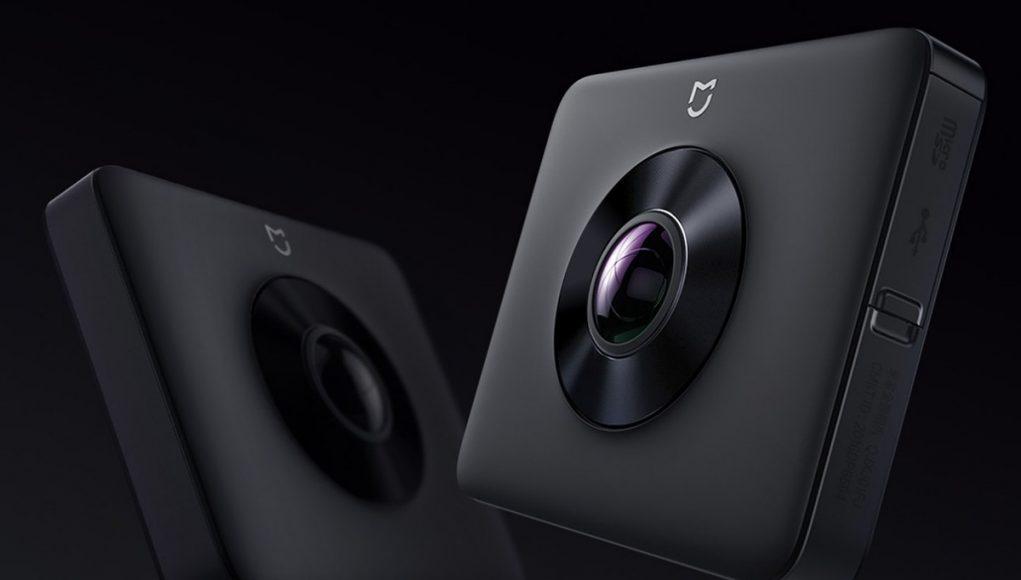 Xiaomi Mi 360 degree panoramic camera