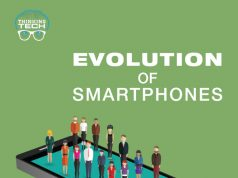 Evolution of Smartphones