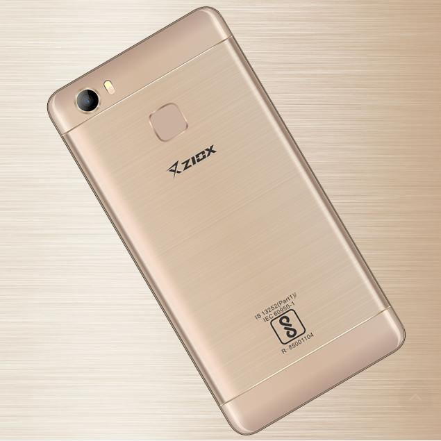 Ziox Astra Titan 4G