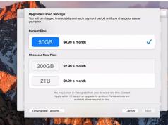 Apple iCloud 2TB