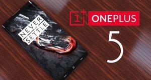 OnePlus 5 launching