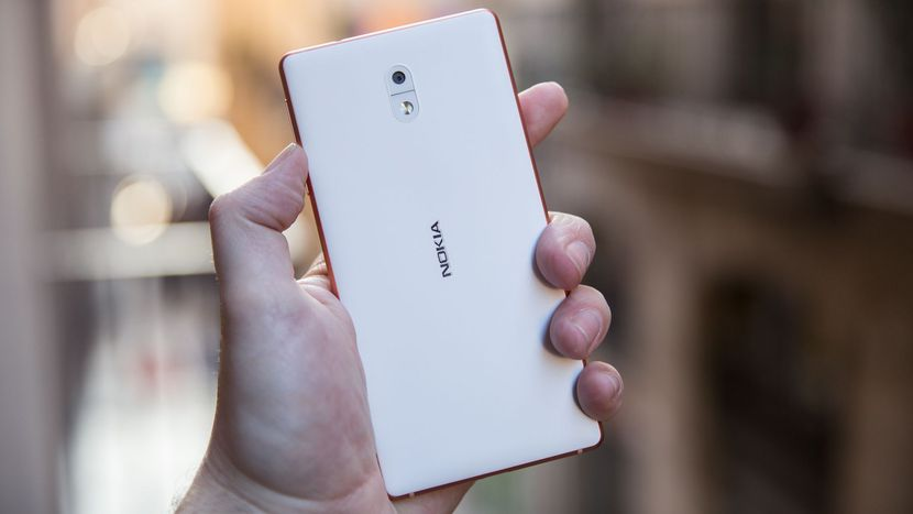 Nokia 3 First Android Smartphone
