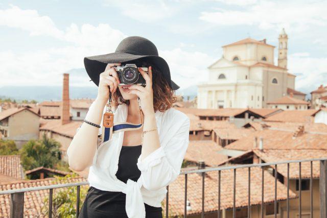 travel friendly digital camera