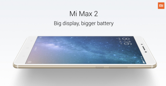 Mi Max 2