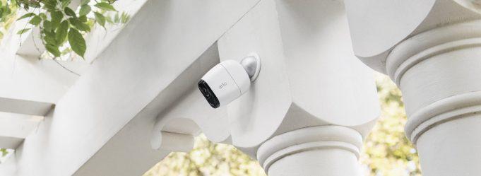 Netgear Arlo Pro Wireless Camera