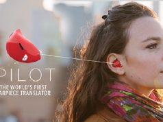 Waverly developed Pilot Earpiece