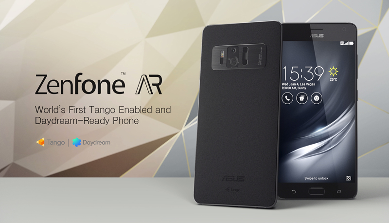 5 Facts About ASUS ZenFone AR Smartphone