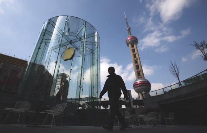 Apple's iCloud Facility in China