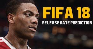 FIFA 18 Release Date