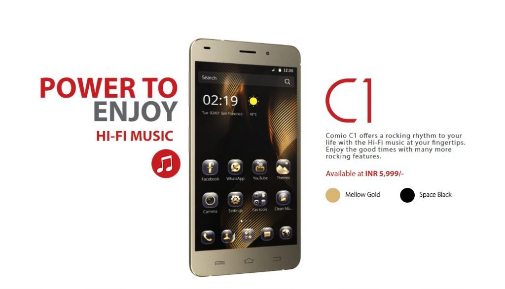 Comio Phone C1