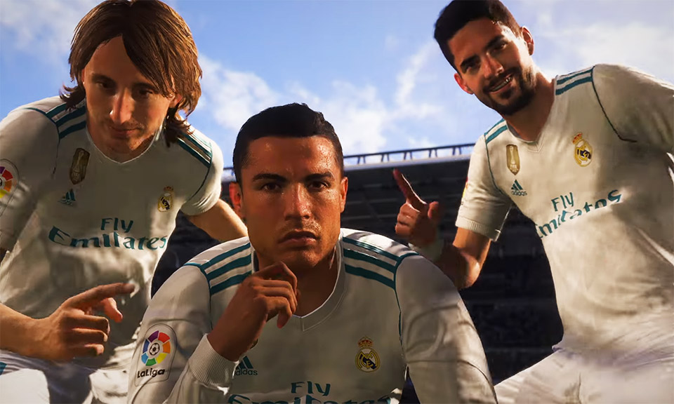 New FIFA 18 trailer released