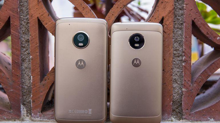 Moto G5S, Moto G5S Plus