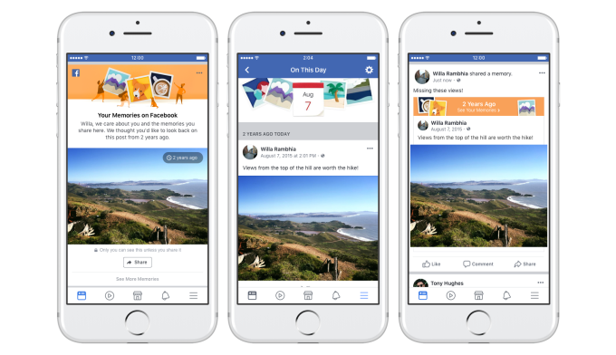 Facebook latest Updates