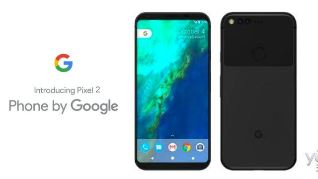Latest Google Pixel Smartphones