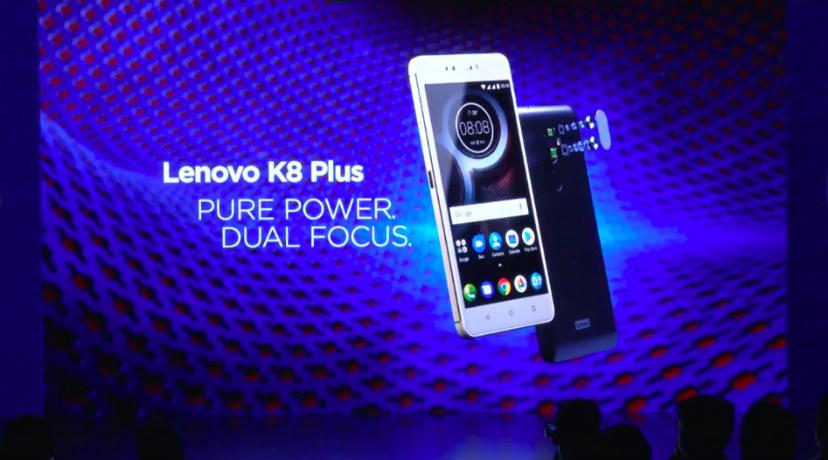 Lenovo K8 Plus Full Review