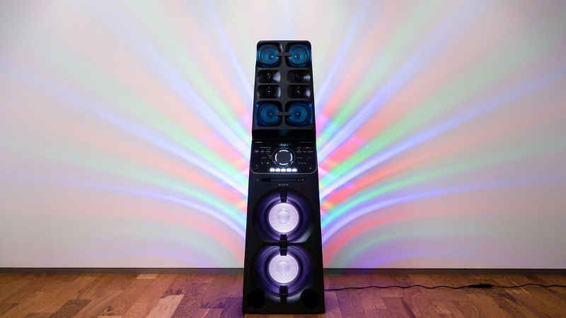 Sony Launched Home Audio System