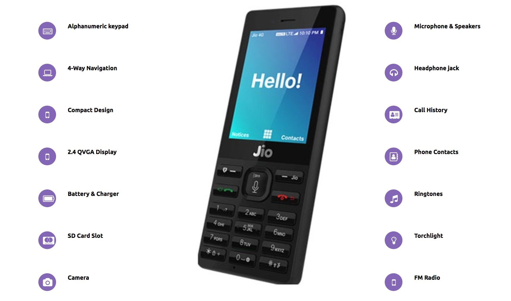 Jio Phone Review