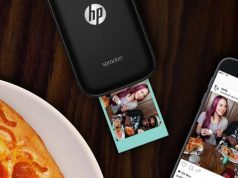 HP Sprocket Pocket Sized Printer