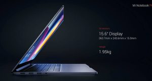 Latest Xiaomi Mi Notebook Pro