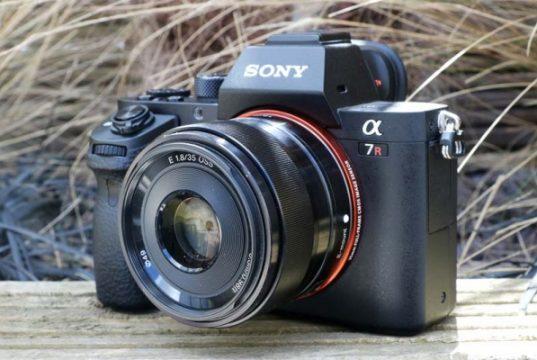 Latest Sony DSLR Camera