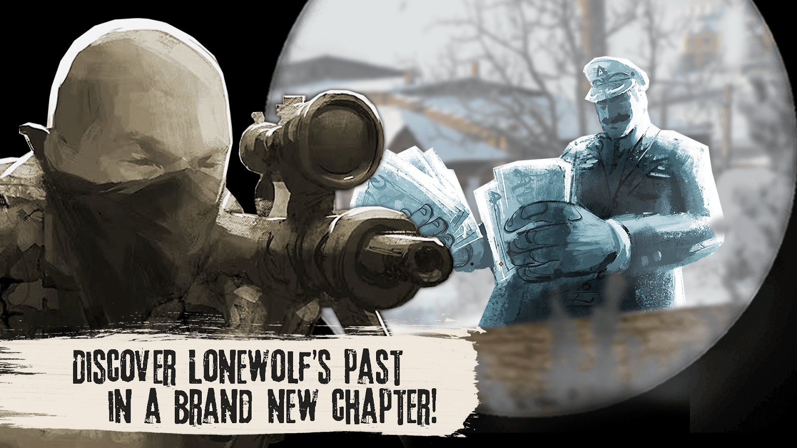 Latest Lonewolf Game