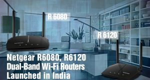 Netgear Dual Band WiFi Router Launched