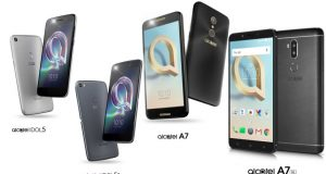 Alcatel latest smartphone