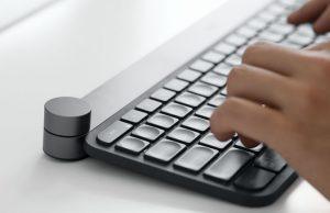 Logitech Craft Keyboard