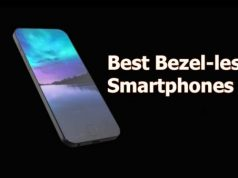 Bezel Less Displays