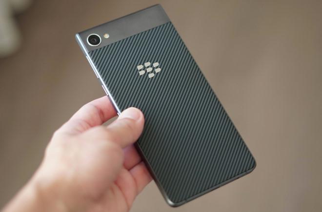 Latest blackberry motion smartphone