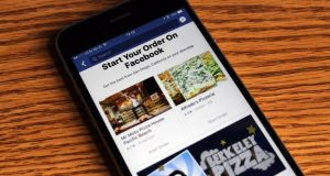 Facebook Food Ordering and Delivery Service