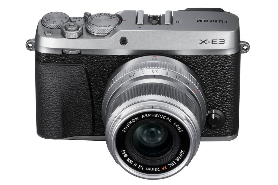 Fujifilm X-E3 Mirrorless Camera