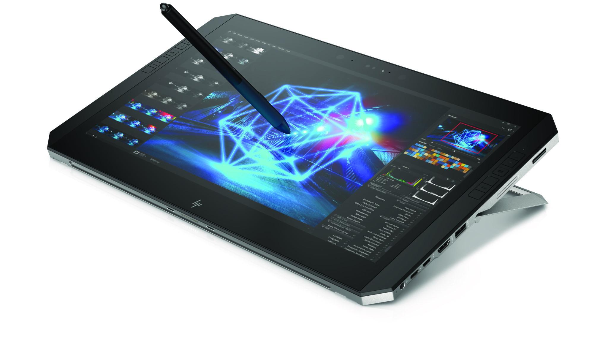 HP ZBook X2 Detachable Tablet