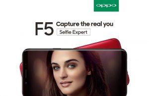 Oppo F5 India