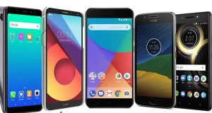 Top 5 Affordable Smartphones