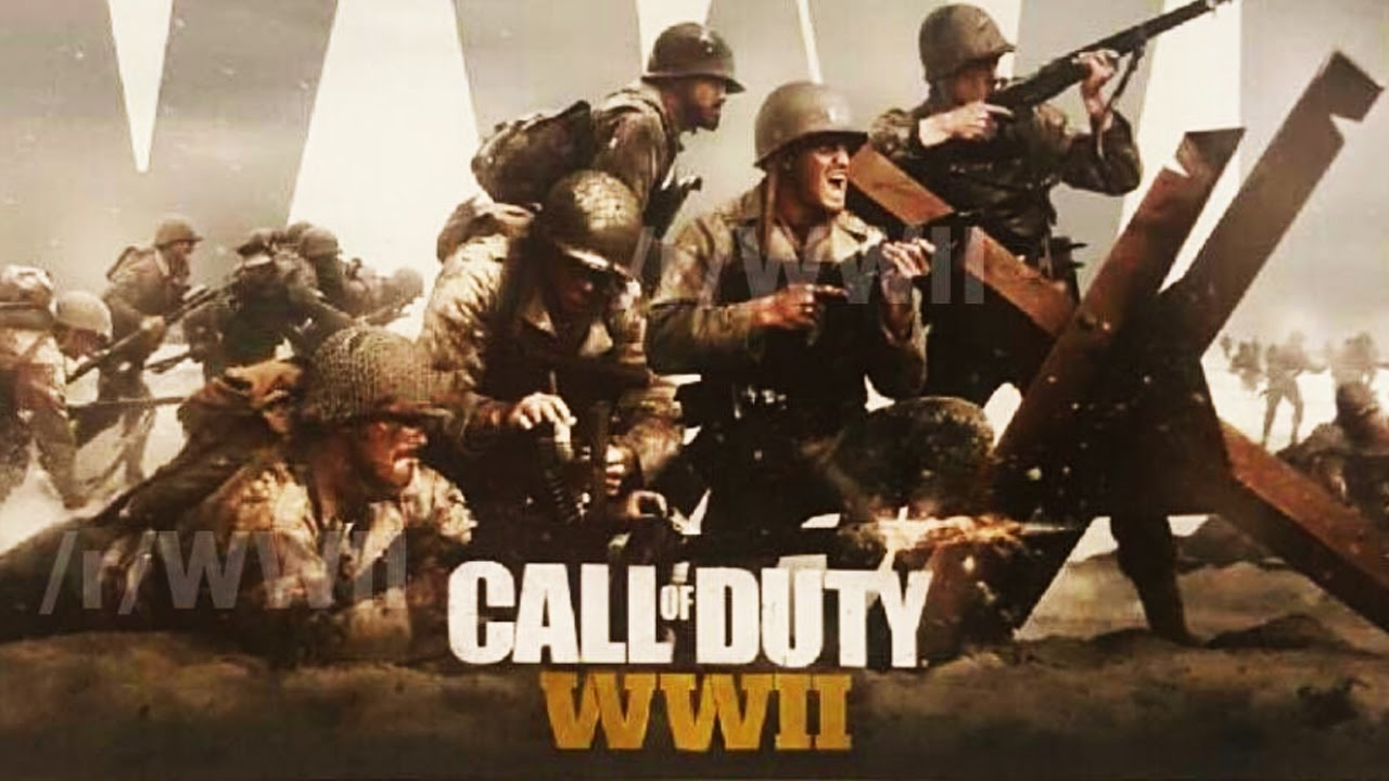 The Call of Duty-World War 2