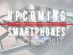 Best Upcoming Smartphones In October 2017